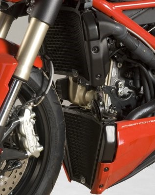 DUCATI 848 STREETFIGHTER R&G RADIATOR GUARD