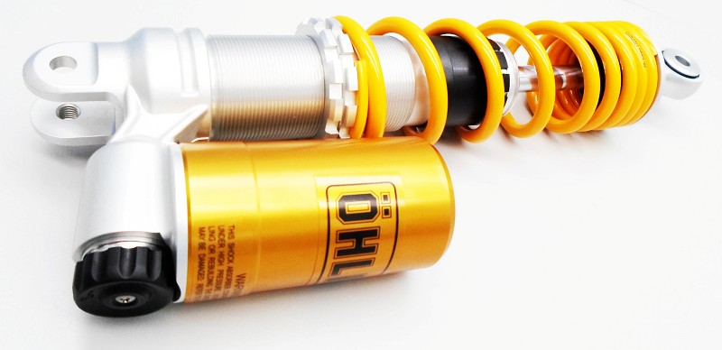 OHLINS HONDA CLICK SUSPENSION