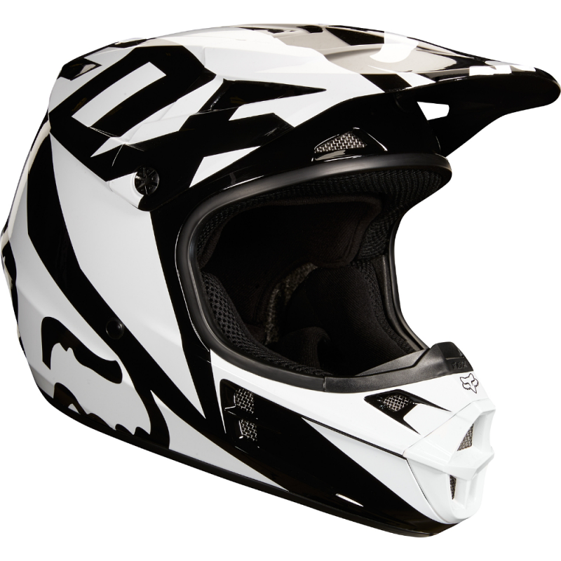 FOX V1 HELMETS RACE