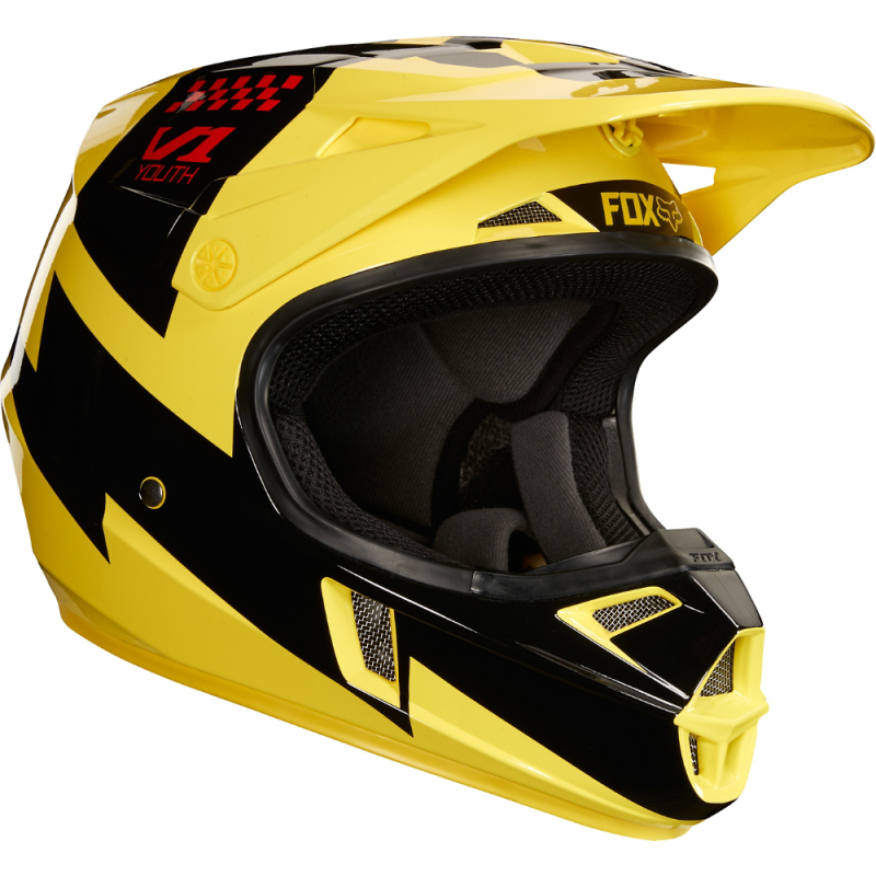 FOX YOUTH V1 MASTAR HELMET